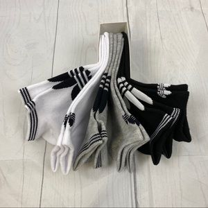 Women's 6 pair No Show Socks